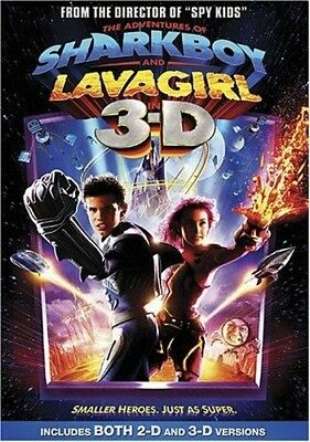 Adventures of Sharkboy and Lava Girl in 3-D (DVD, Widescreen) - Lava Girl
