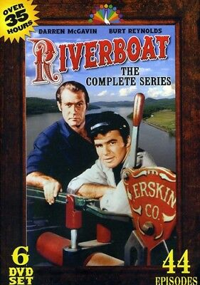 Riverboat - Riverboat: The Complete Series [New DVD]