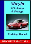 Mazda 323 Workshop Manual