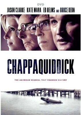 Chappaquiddick  (DVD,2018) NEW* Drama, Thriller* PRE-ORDER SHIPS ON 07/10/18