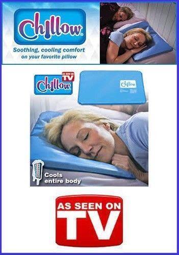 Chillow Pillow Ebay