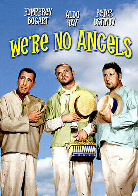 We're No Angels [New DVD] Widescreen