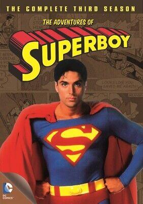 ADVENTURES OF SUPERBOY SEASON 3 New 3 DVD Set Warner Archive Collection Third