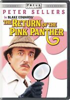 The RETURN OF THE PINK PANTHER DVD *Peter Sellers* ~ As NEW