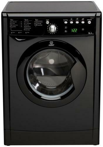 New Black Washing Machine Ebay