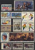 1976 Mint Set Stamps