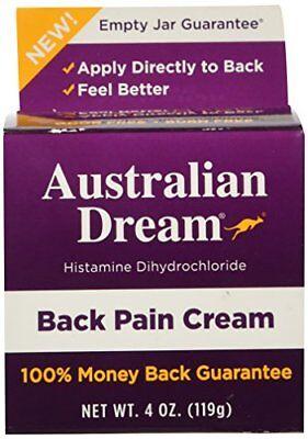 Australian Dream Back Pain Relief Cream 4oz Each