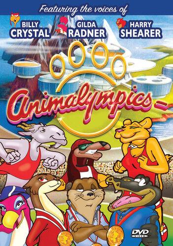 Animalympics [new Dvd]