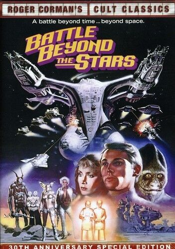 Roger Corman's Cult Classics: Battle Beyond the Stars (2011, REGION 1 DVD New)