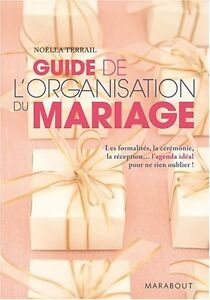 Guide de l'organisation du marriage