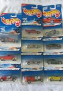 Hot Wheels 1997 First Editions