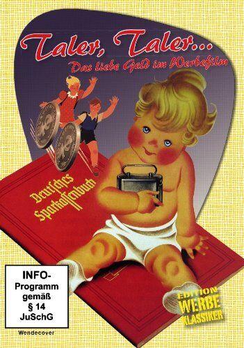 Taler, Taler... Das liebe Geld im Werbefilm DVD NEU + OVP!