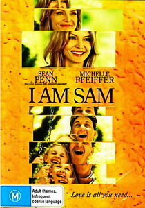 I Am Sam - NEW DVD