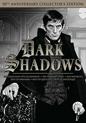 Dark Shadows: 50th Anniversary Collector's Edition [new Dvd]