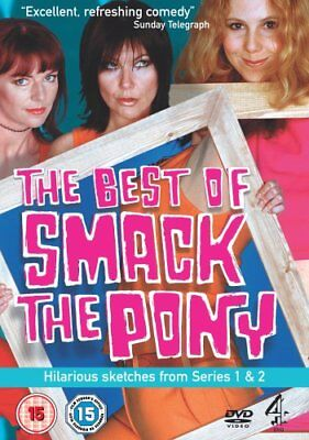 THE BEST OF SMACK THE PONY FROM SERIES 1 & 2 -  DVD British TV Comedy