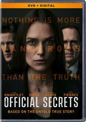 Official Secrets [New DVD] Ac-3/Dolby Digital, Amaray Case, Dolby, Sub