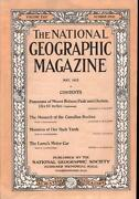 National Geographic 1913