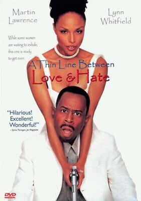 A Thin Line Between Love and Hate DVD NEW
