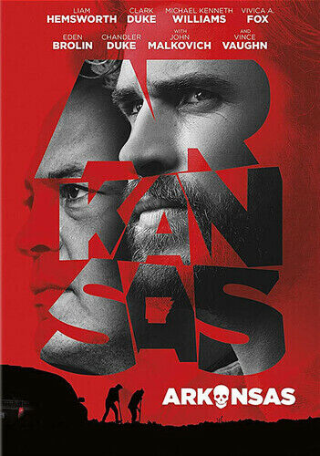 Arkansas [new Dvd] Ac-3/dolby Digital, Dolby, Subtitled, Widescreen