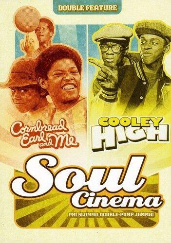 Cornbread Earl & Me/Cooley High (2009, DVD NEW)
