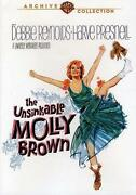 Unsinkable Molly Brown DVD
