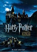 DVD New Harry Potter Collection 8