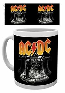 AC/DC Hells Bells Music Rock Cup Tea Coffee Mug Mugs