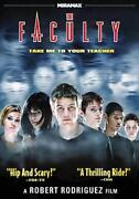 The Faculty DVD