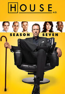House: Season Seven [5 Discs] [DVD New]