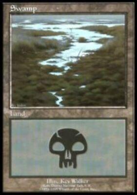 [1x] Swamp - Euro Set 2 [x1] Euro Land Promos Near Mint, English -BFG- MTG Magic, usado segunda mano  Embacar hacia Argentina