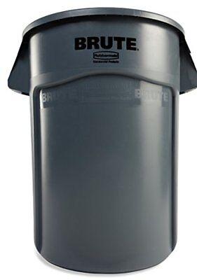Rubbermaid Commercial FG265500GRAY Brute Heavy-Duty Waste/Ut