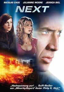 Next - Nicolas Cage, Julianne Moore, Jessica Biel * NEU OVP * (DVD)