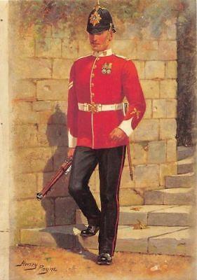 Essex Regiment Postcard