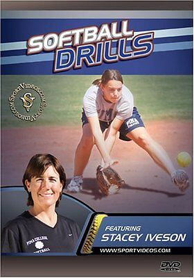 SOFTBALL SKILLS VOLUME 2 - DVD (Stacey Iveson, Drills, Baseball) New & Sealed