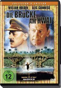 DVD * DIE BRÜCKE AM KWAI - Sir Alec Guinness  # NEU OVP