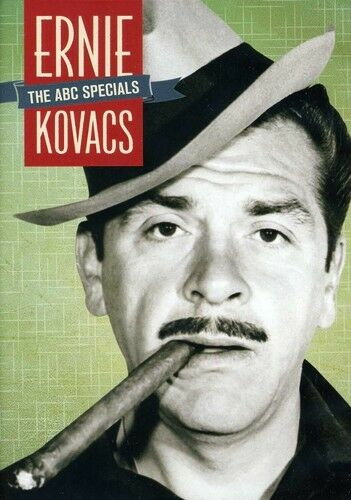 Ernie Kovacs: The ABC Specials (2012, REGION 1 DVD New)