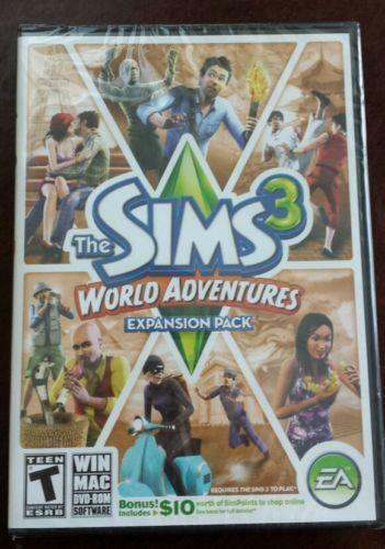 The sims 3 Mac ambitions