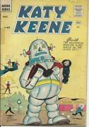 Katy Keene Comic Books