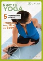 5 Day Fit Yoga - DVD