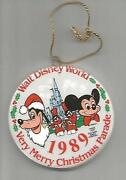 Disney Disc Ornament