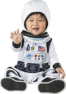 Incharacter Astronaut Tot Nasa USA Amerika Kleinkinder Baby Halloween Kostüm ()