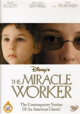 The Miracle Worker  New Dvd