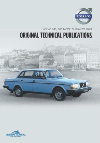 Volvo 240 Service Manual