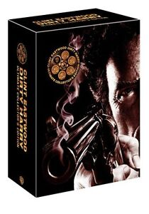 Clint Eastwood Dirty harry Ultimate Collector's Edition DVD $20. Regina Regina Area image 1