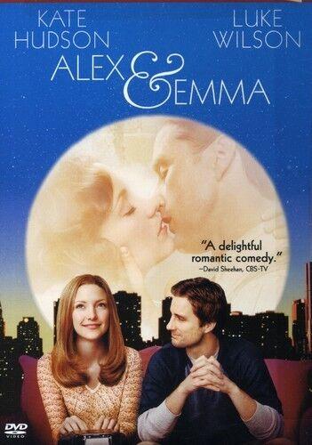 Alex & Emma [WS] (2006, DVD NEW)