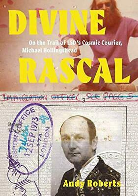Divine Rascal (Strange Atractor Prensa) Por Andy Roberts,Nuevo Libro,Libre &