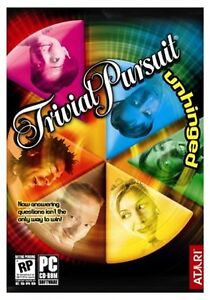 PC Game: Trivial Pursuit - Unhinged (2004)