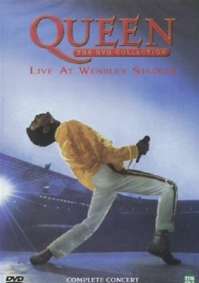 QUEEN / Live At Wembley Stadium (1986) DVD *NEW