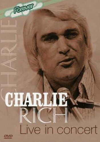 Charlie Rich: In Concert (2007, DVD NEW)