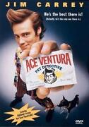 Ace Ventura Pet Detective DVD